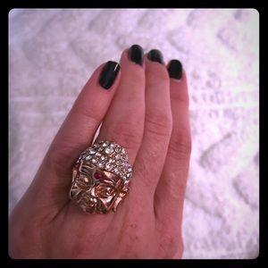Buddha ring